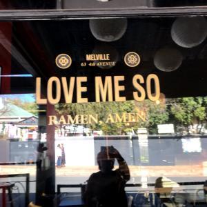 ヨハネスブルグのラーメン屋さ〜Love Me So〜