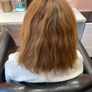 美髪サロンのテクニック