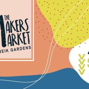 【10月6日(日)】The Makers Market #7に出店します