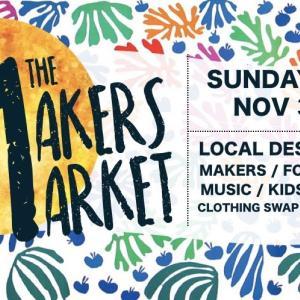 【11月3日(日)】ミャンマーのローカル物産展のThe Makers Market#8に出店します