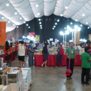 ミャンマーで開催中の世界最大の本屋市Big Bad Wolf Book Saleに行って来た