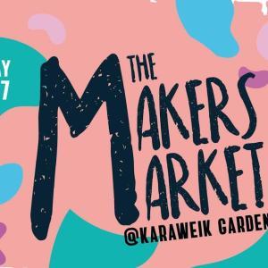 【2月17日(日)】The Makers Market #3 に出店します