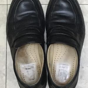靴の買い替え