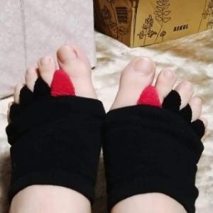 足指ひらくやつ