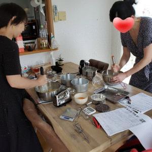 レモンシフォンケーキの会、開催