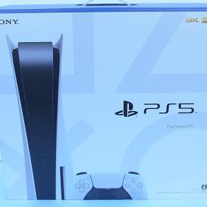 PS5 御買取り致しました。