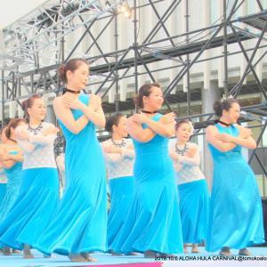 Gorgeous Hula☆アロハフラカーニバル2019