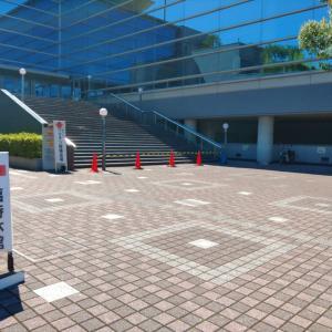新型コロナワクチン集団接種会場(SAYAKAホール)