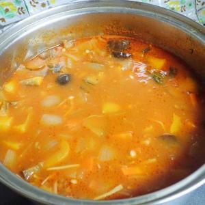 料理シリーズ トマト煮込み