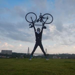 能登でぶ活や部練へろへろサイクリング 向かい風ハンガーノック寸前編