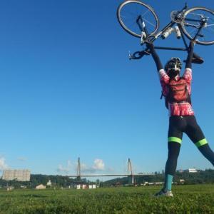 ツールドのと中止サイクリング COGCOG15kmサイクリング編