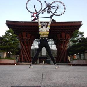 海の日に富山サイクリング 久しぶりに国道359号線で富山編