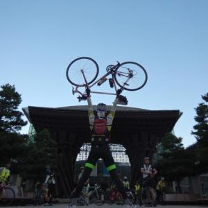 和倉温泉サイクリング 強風向かい風のなか和倉到着編
