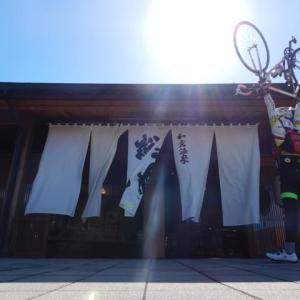和倉温泉サイクリング 和倉・七尾プチ観光編