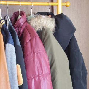 【衣類改革】着かけの背広やコートをどう快適に仕舞うか①