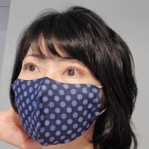 【再入荷のお知らせ】不思議な布のマスク