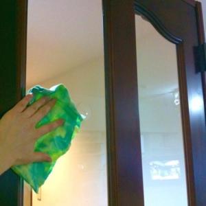【見落としがちな掃除箇所】そのドア拭いてます?