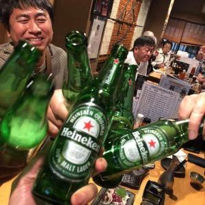ラグビーワールドカップ2019日本代表vsスコットランド代表戦!Heineken!