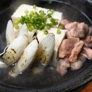 今夜は『第343回和酒BarSHU』営業致します!寒いので湯豆腐やっちゃいます!
