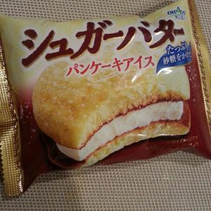 パンケーキアイス (#^.^#)