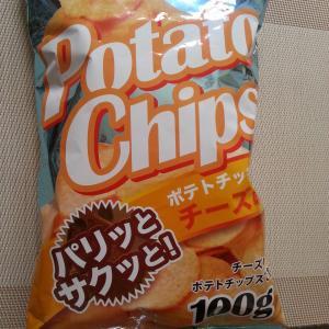 ポテトチップス (*^。^*)