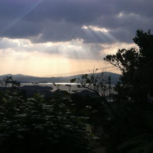 年末の沖縄