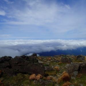 7年ぶりの早池峰山