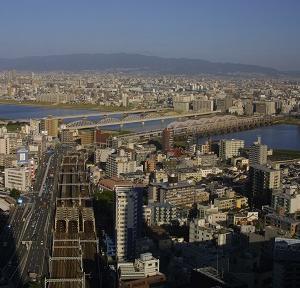 東京と大阪