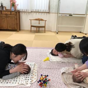 【募集】10月ベビーマッサージ体験クラス&基本クラス(2020.9.16)