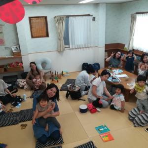 お絵本ルームJIJI特別会@あゆみ助産院しました!(2019.5.30)