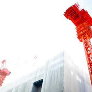 空を削る重機 ~伊藤竜太(Studio Lasp)の写真ブログ