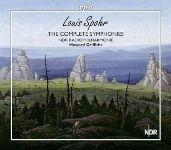 CD グリフィスのシュポア:交響曲第7番、第9番