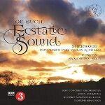 CD カウエン:交響曲第5番、パーシー・シャーウッド:ヴァイオリンとチェロのための協奏曲
