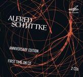 CD ロジェストヴェンスキーのシュニトケ:交響曲第5番/合奏協奏曲第4番、ヴァイオリン協奏曲第4番
