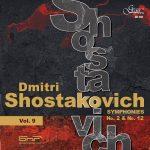 CD タバコフのショスタコーヴィチ:交響曲第2番、第12番