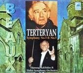 CD カヒッゼのテルテリアン:交響曲第3番、第5番