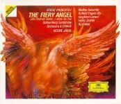 CD ヤルヴィのプロコフィエフ:歌劇「炎の天使」