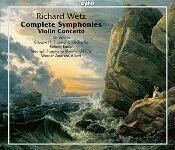 CD ヴェッツの交響曲第2番、クライスト序曲