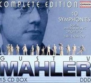 CD タバコフのマーラー:交響曲第7番