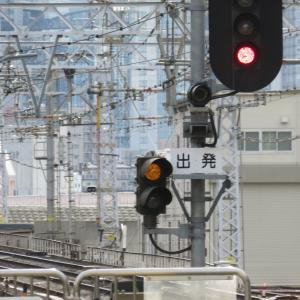 阪急電車・十三駅にて その3 1000系(1010F)神戸線から宝塚線へ