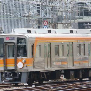 南海なんば駅にて その3 9000系マイトレイン&12000系特急サザン