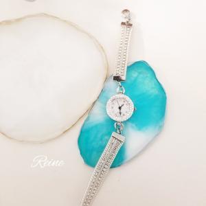 ♡キラキラブレスレット腕時計♡