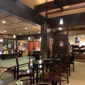 大人の休日会員パスの旅◼️彩花亭時代屋のお部屋とロビー