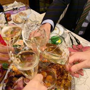 クリスマスの食卓'19