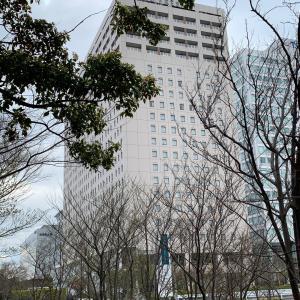 平日お篭りプラン〜相鉄グランドフレッサ東京ベイ有明〜①