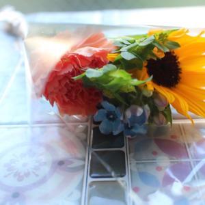 お花のある生活〜58