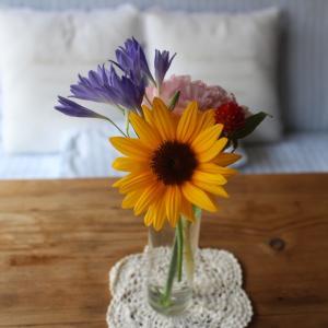 お花のある生活〜60