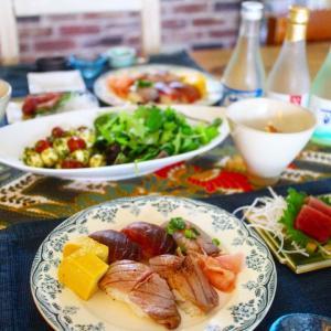 週末お家ご飯〜豊洲市場からお取り寄せしたマグロ