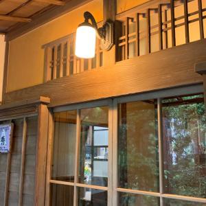 箱根強羅環翆楼の素敵な屋内①