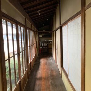 箱根強羅環翆楼の素敵な屋内②